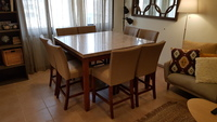 Used Used dinning table for 8 for sale in Dubai, UAE