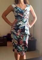 Used Gorgeous slimming dress from Debenhams in Dubai, UAE