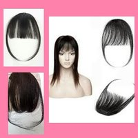 Used Women's Bangs Wig hair Extensions in Dubai, UAE
