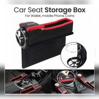 Left Side (driver) seat car organizer