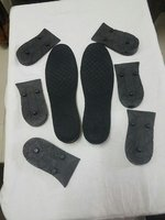 Used Ultimate height boosting Insole 2pairs in Dubai, UAE