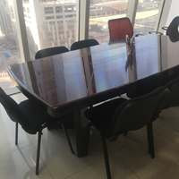 Used Office table with chair in Dubai, UAE