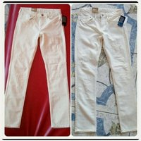 Brand new H&M offwhite long pant