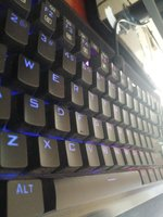 Used Reddragon mechanical gaming keyboard in Dubai, UAE