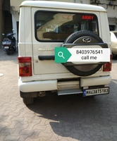 Used Mahindra Bolero in Dubai, UAE