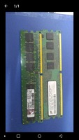 Used DDR2 1GB AND 512MB DDR2 RAM FOR DESKTOP in Dubai, UAE