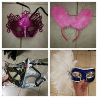 Used Bundle offer of masks in Dubai, UAE