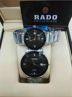 RADO COUPLE  WATCHES ⌚