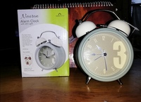 Used Alarm clock new pack.  . in Dubai, UAE