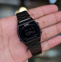 Used Authentic Casio Illuminator (Black) in Dubai, UAE