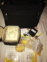 Used Medela electric breast pump in Dubai, UAE