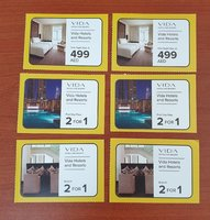 Used 6vouchers in Dubai, UAE