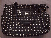 Baby bag or diaper bag from jj cole.