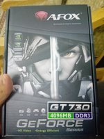 Used GT 730/ DDR3/ 4096MB in Dubai, UAE