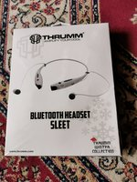Used BLUETOOTH HEADSET SLEET in Dubai, UAE