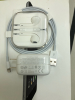 Apple Charger, Cable and EarPods