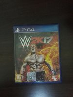 Used Ps4 wwe 2017 60 Aed in Dubai, UAE