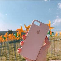 Used Silicone case cover for iphone 7/8 plus in Dubai, UAE