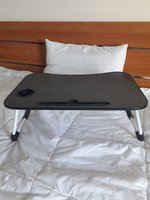 Used Over bed table for laptop or breakfast in Dubai, UAE