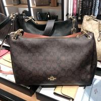 Used COACH SIGNATURE CANVAS MIA BAG in Dubai, UAE