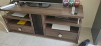 Used Tv stand from pan Emirates in Dubai, UAE