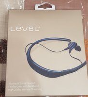 Used Blue level u bluetooth headphone new in Dubai, UAE
