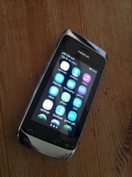 Used NOKIA ASHA 309 WHITE in Dubai, UAE
