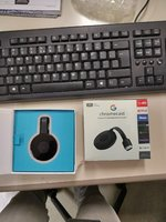 Used Google chromecast miracast 4K dongle in Dubai, UAE