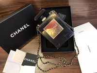 Used Chanel bottle bag in Dubai, UAE