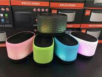 Used mini bt speaker.with LED.chargeable.5 colors are available. in Dubai, UAE