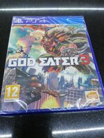 Used GOD EATER 3 PS4 NEW GAME in Dubai, UAE