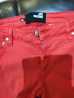 Used Love Moschino trousers authentic in Dubai, UAE
