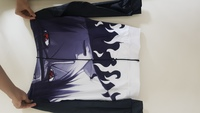 Used Itachi uchiha zip up hoodie  M in Dubai, UAE
