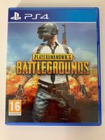 Used PUBG PS4 - Perfect Condition in Dubai, UAE