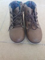 Used Carter's boots for boys size 27 in Dubai, UAE