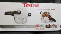 Tefal 4L Cooker + 100 Carrefour voucher