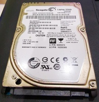 Used Seagate Laptop SSHD 1TB 8GB NAND Flash  in Dubai, UAE