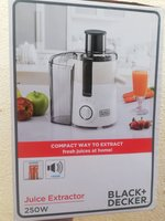 Used Black+Decker Juicer in Dubai, UAE