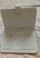 Keyboard and cover for ipad