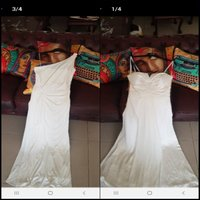 Used Wedding gowns for sale (price for both) in Dubai, UAE