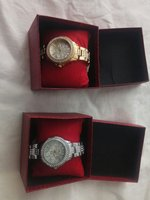 2 X Female Gold and Silver Watches