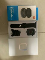 Used Bundle offer smart watch x18 & earbuds in Dubai, UAE