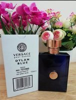 Used Versace pour homme dylan blue in Dubai, UAE
