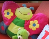 Used Butterfly pillow in Dubai, UAE