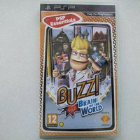 Used Buzz! Brain of the world for PSP used in Dubai, UAE