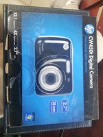 Used Hp Camera digital Cw450T blue color in Dubai, UAE