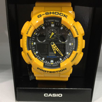 Original Gshock With 1year Warranty International Actual Photo Bumblebee