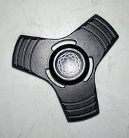 Used BLACK METAL FIDGET SPINNER in Dubai, UAE