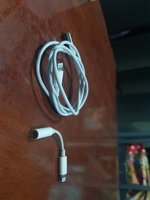 Used iPhone x lighting cable& 3.5mm converter in Dubai, UAE