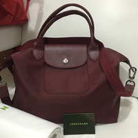 Used MAROON LONGCHAMP NEO MEDIUM in Dubai, UAE